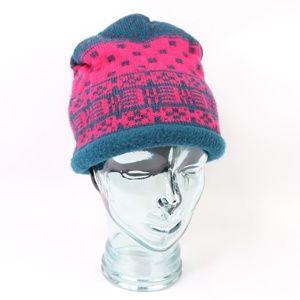 Vintage Turtle Fur Poppy Gall Winter Beanie Hat